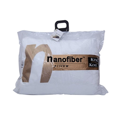 King Koil Nano Fiber King Pillow  (60 x 90 cm)