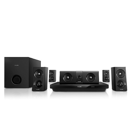 Philips Home Theatre HTB3520/94 - Black