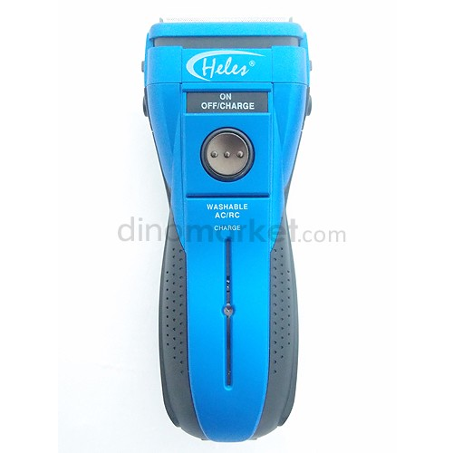 Heles Rechargeable Shaver 3 Dimensi - HCL-006