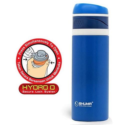 Shuma Vacuum Sport Bottle Hydro D - 400 ml - Blue