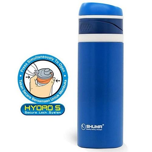 Shuma Vacuum Sport Bottle Hydro S - 400 ml - Blue