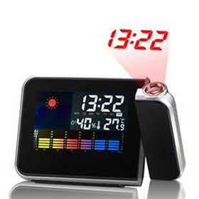 Weather Projection Clock