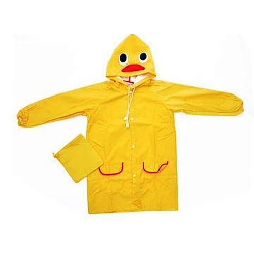 Raincoat Anak - Motif Bebek