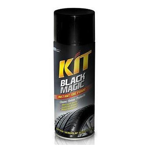 KIT Black Magic Tire Foam - 400 ml