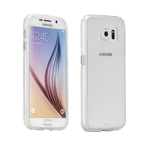 Case-Mate for Samsung Galaxy S6 Naked Tough Clear