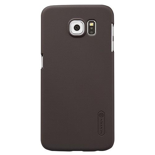Nillkin Super Shield for Samsung Galaxy S6 - Brown / NLK-HC-SS-BRN-G920