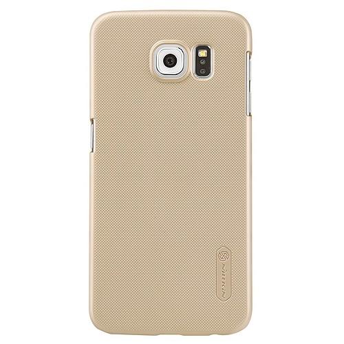 Nillkin Super Shield for Samsung Galaxy S6 - Gold / NLK-HC-SS-GLD-G920