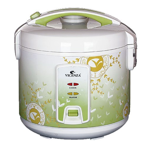Vicenza Magic Rice Cooker 3 in 1/1.8 Lt (VR123)