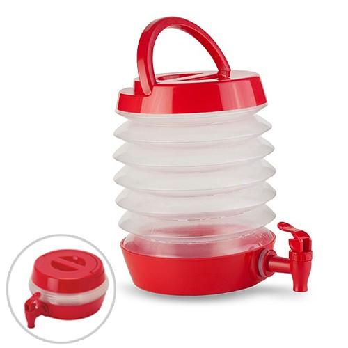 Water Jug Dispenser Lipat - Red