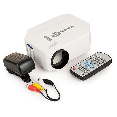 Glitz Projector Mini UC30 - White