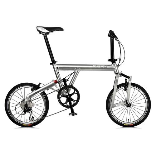 Birdy Cycle New Classic Sepeda Lipat - Scotch Brite