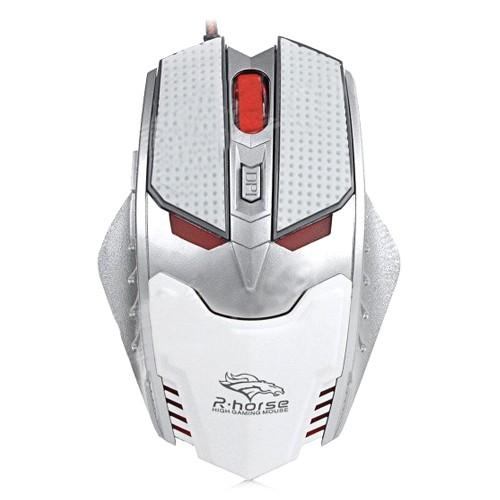 Rhorse Mouse Robot - White