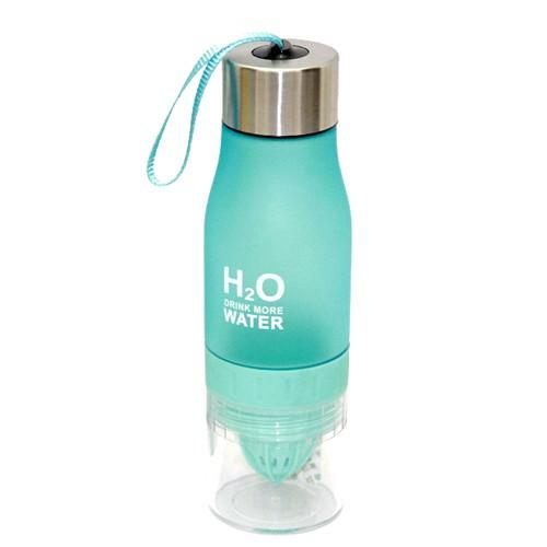 Citrus Botol H2O - Blue