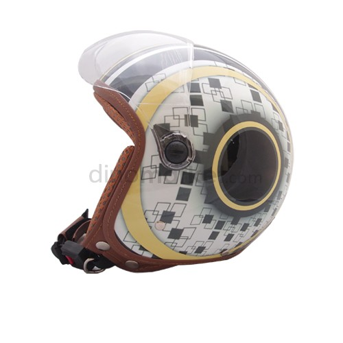 Monza Helm 102 - Mozaik