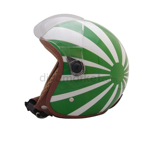 Monza Helm 102 - Sun East