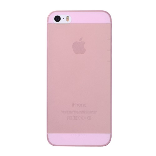 Baseus Wing Case For iPhone 5/5S - Pink