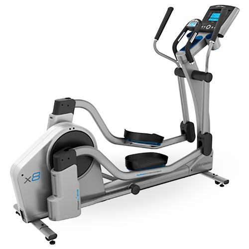 Life Fitness X8 Track console