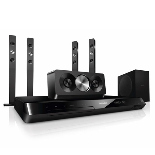 Philips Home Theater Double Bass Sound HTS-5593