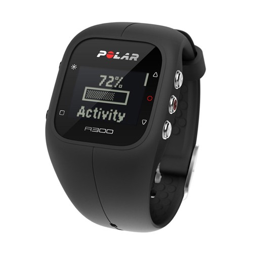 Polar Fitness Watch with Activity Tracking A300 HR - Black