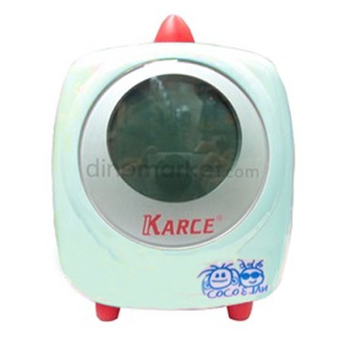 Karce Edu Math Coco & Jan - KCCB-10 [Money Box] - Blue