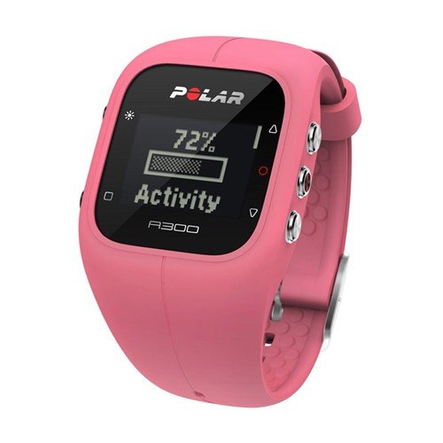 Polar Fitness Watch with Activity Tracking A300 HR - Pink