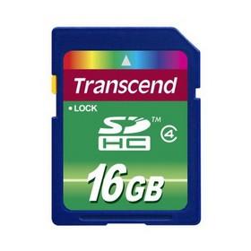 Transcend High Speed SDHC C
