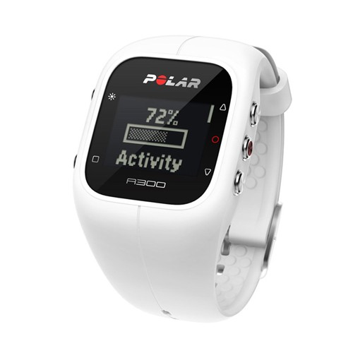 Polar Fitness Watch with Activity Tracking A300 HR - White