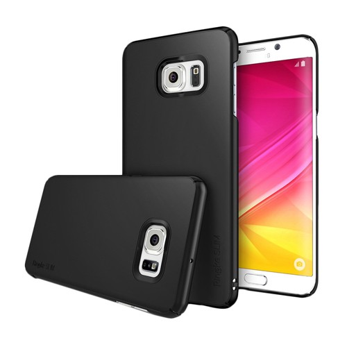 Rearth Galaxy S6 Edge+ (Plus) Ringke Slim - SF Black