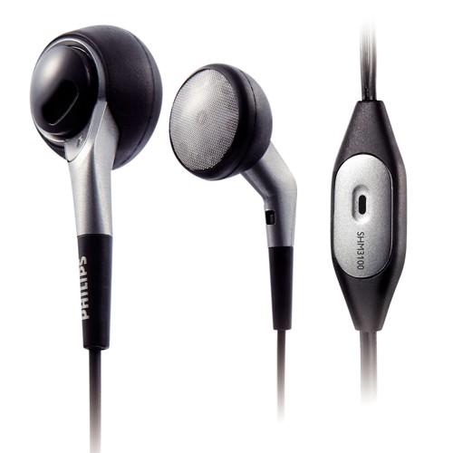 Philips Headset Notebook SHM3100U - Black
