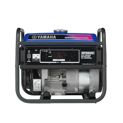 Yamaha Genset Standard - EF 2600