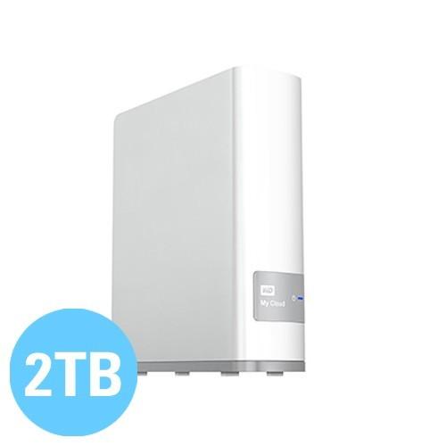 WD My Cloud 2TB - White
