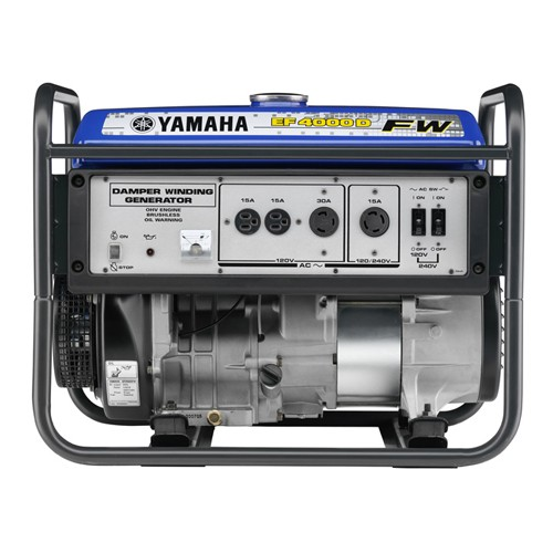 Yamaha Genset FW Series - EF 4000FW