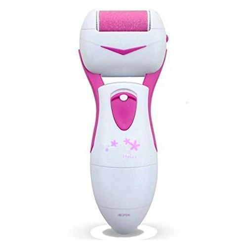 Heles Micro Pedicure Alat Perawatan Kaki - HL833 - White/Pink