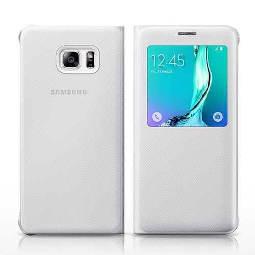 Samsung S View Cover for S6 Edge+ (Plus) - White