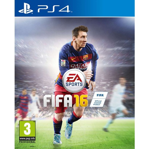 Sony Playstation 4 Game FIFA 16
