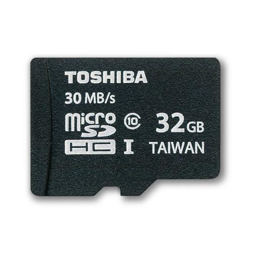 Toshiba Micro SD Class 10 (UHS-1) - 32GB