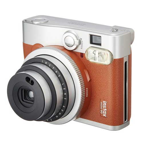 Fujifilm Instax Mini 90 - Brown