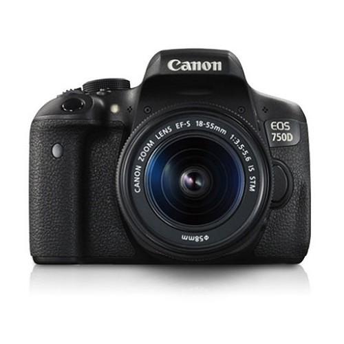 Canon EOS Digital SLR 750D Kit EF-S 18-55mm IS STM