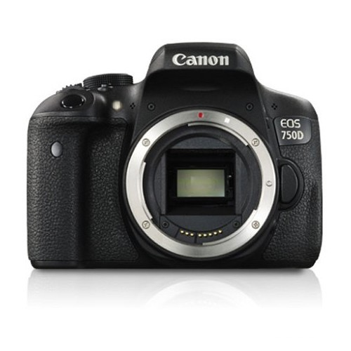 Canon EOS Digital SLR 750D Body Only