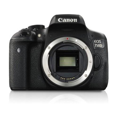 Canon EOS Digital SLR 750D Body Only