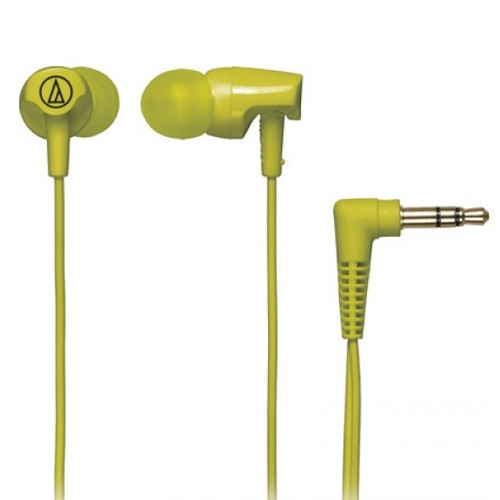 Audio Technica In-ear Headphones ATH-CLR100 - Lime Green
