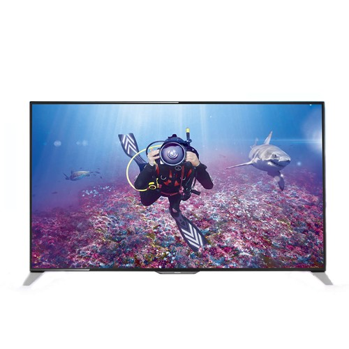 Philips Ultra Slim Smart 4K Ultra HD LED TV 65 inch - 65PUT8609S/98