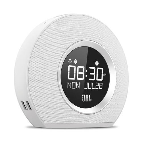 JBL Bluetooth Speaker Horizon o'Clock - White
