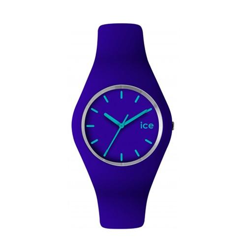 Ice Watch Jam Tangan Unisex - Violet - Turquoise - ICE-432272 SLIM ICE.VT.U.S.12