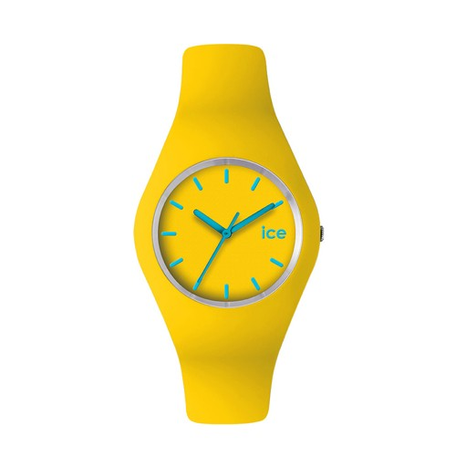 Ice Watch Jam Tangan Unisex - Yellow - Blue -ICE-432102 SLIM ICE.YW.U.S.12