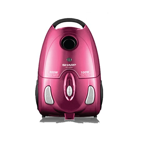 Sharp Vacuum Cleaner 400 Watt - EC-8305 - Pink