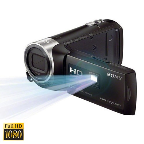 Sony Handycam with Built-in Projector - HDR-PJ410