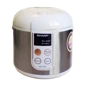 Sharp Rice Cooker - KS-T18T
