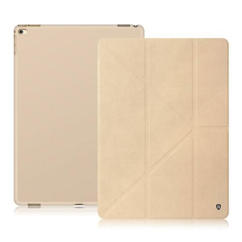 Baseus Terse series Leather Case for iPad Pro 12.9 Inch - khaki
