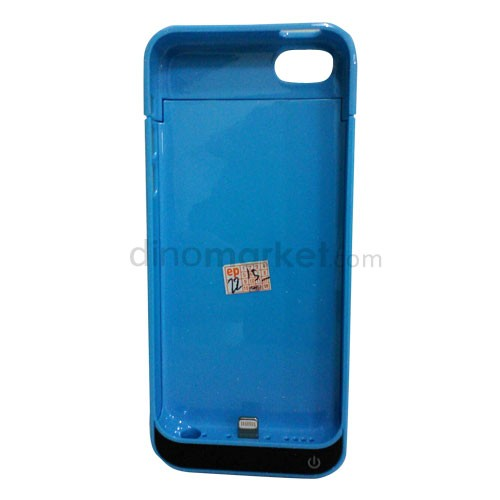 Rapid Battery Case Iphone 5/5S/5C  M55A - 2200 mAh - Blue